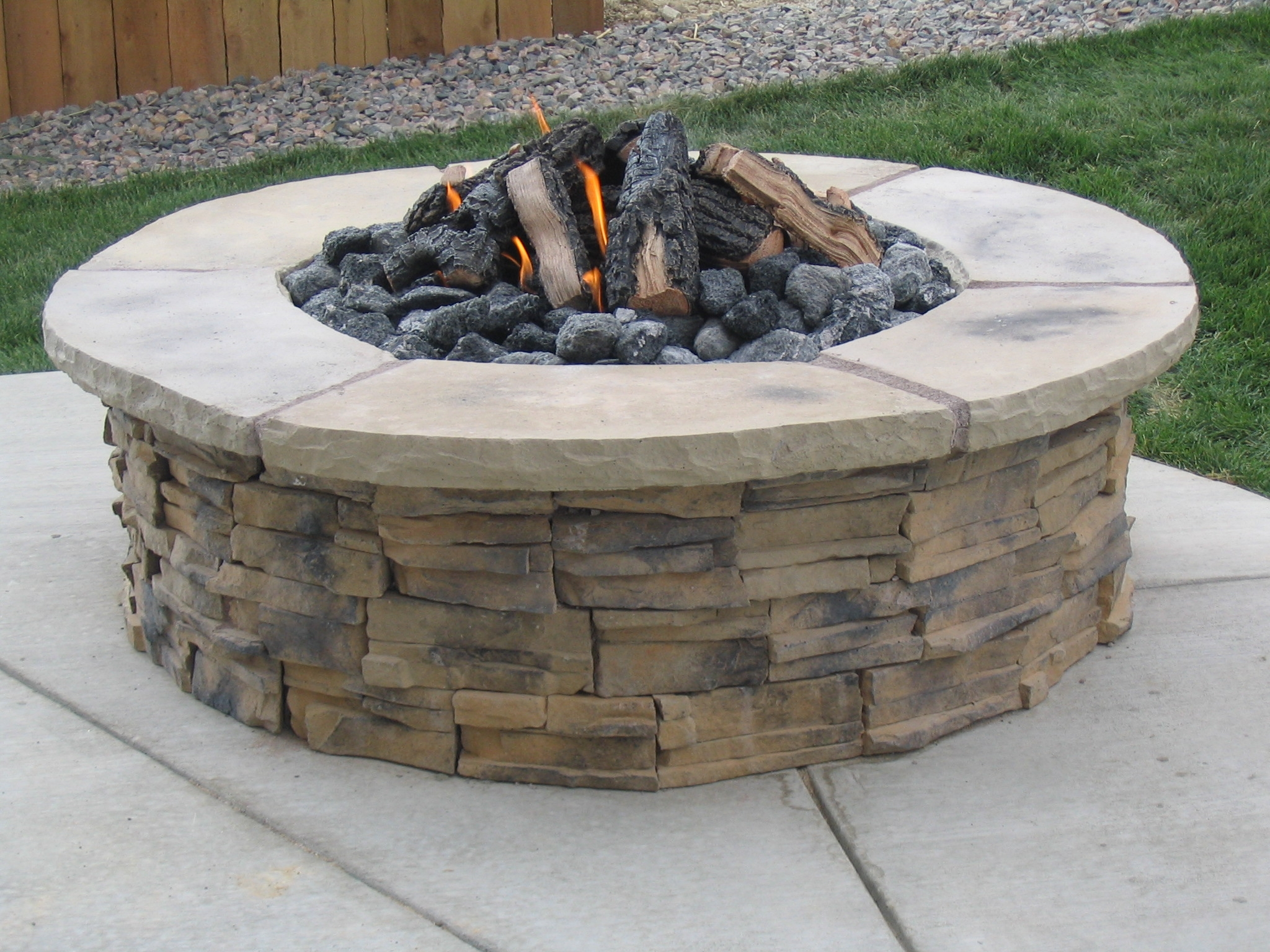 Masun Energy Systems Inc Fire Pits